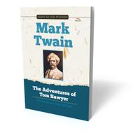 Buku Mark Twain The Adventures of Tom Sawyer