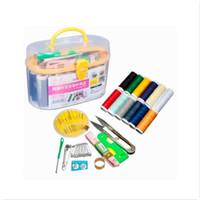 Sewing Kit Set Perlengkapan Alat Jahit 12 Benang