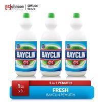 Bayclin Fresh 1lt x3