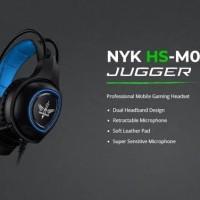 headset gaming nyk jugger
