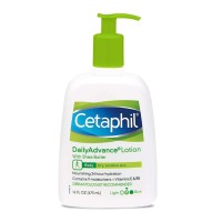 Cetaphil Daily Advance Ultra Hydrating Lotion With Shea Butter For Dry