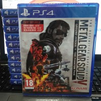 Bd / Kaset Metal Gear Solid V Ps4