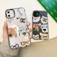 Casetify Dog Glasses Case Iphone 7 7+ 8 8+ X XS MAX XR 11 PRO MAX