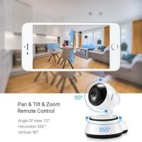 New Smart Camera Wifi V380 HD720P Wireless Mini IP CCTV Phone Audio