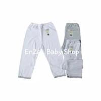 1 Set Celana Panjang Bayi Seri Abu 3 pcs size M / baby FLUFFY / SNI
