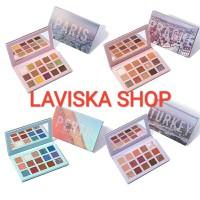 Focallure eyeshadow pallete 15 color TURKEY/PARIS/PRAGUE