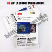 3M 6001CN Organic Vapor Cartridge