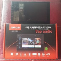 Head unit ORCA ADR-7688 android double din ORCA ADR-7688 android