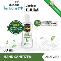 Herborist Hand Sanitizer Gel Antiseptic Aloe Vera Antiseptik Tangan