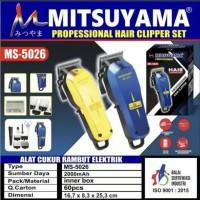 Alat cukur rambut Elektrik Mitsuyama MS-5026 / Hair Clipper