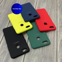 Back Cover Case Casing Oppo F7 Silicone SoftCase