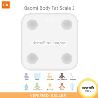 Xiaomi Mi Smart Fat Scale 2 LED Display Timbangan Berat Badan Digital