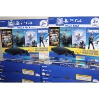 PROMO Playstation 4 Slim 1TB GARANSI RESMI 2 STIK Original