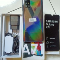 Samsung A71 mulus (bekas)
