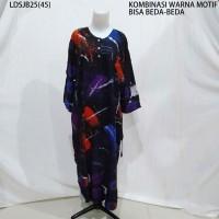 Long Dress Jumbo Baju Daster Pakaian Tidur Batik Pekalongan 25