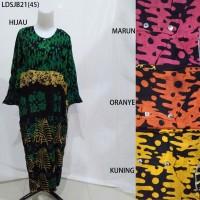 Long Dress Jumbo Baju Daster Pakaian Tidur Batik Pekalongan 21