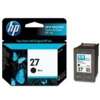 TINTA HP 27 BLACK ORIGINAL