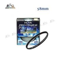Filter UV HOYA Pro1 58mm