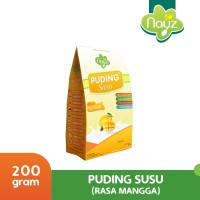 Puding Susu Rasa Mangga 200 gr