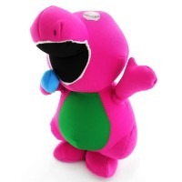 Mainan Boneka BARNEY PLUSH BEAN