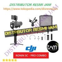 DJI Ronin SC Ronin-SC Pro Combo Garansi Resmi TAM ORIGINAL