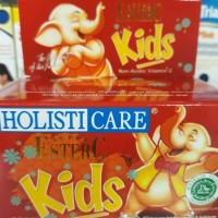 ester c kids / holisticare / vitamin c/ tablet emut