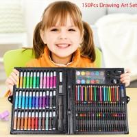 Set Menggambar dan Mewarnai Anak Full Color