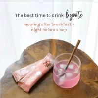 byotee collagen drink 1 sachet