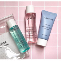 Laneige New cleansing trial kit 3 items