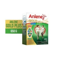 ANLENE Gold Vanila Susu Kalsium Box 650g