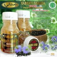 Habbatussauda Extra Propolis Trigona 200 Kapsul