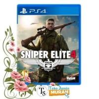Ps4 Sniper Elite 4 - Kaset Ps4 Sniper Elite 4 New