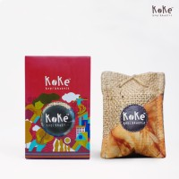 KOKE SHIBORI Pewangi mobil Black coffee and Moccacino