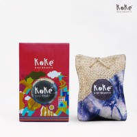 KOKE SHIBORI Pewangi mobil Choco coffee and Coffeelatte