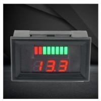 Pengukur Tegangan Listrik Digital LED Kapasitas Baterai Lead-acid 72V