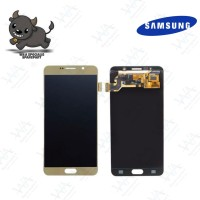 LCD TOUCHSCREEN 1SET SAMSUNG GALAXY NOTE 5 N9208 ORIGINAL