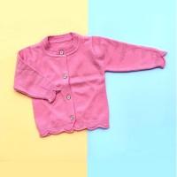 Baju Sweater Rajut Cardigan Atasan Anak Perempuan Import Real Pic Vol3