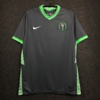 Jersey Bola NiGERiA AWAY 20/21 Grade Ori Futsal Baju iNDONESiA AFRiKA