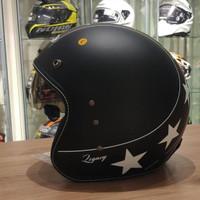 Helm Zeus ZS380FA LEGACY K57 Matt Black Black