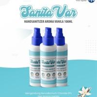 Hand Sanitizer 100 ml SanitaVar