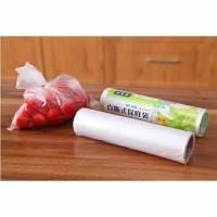 Kantong plastik makanan dan sayur