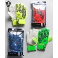 Sarung Tangan Kiper Sepak Bola - Futsal Adidas Tulang size 10