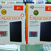 HARDISK SEAGATE EXPANSION 2TB