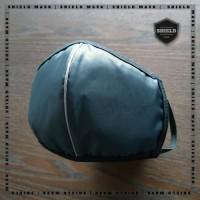 Masker Motor Kesehatan Waterproof Like Bowin KN95