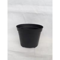 pot plastik hitam 17, pot murah, pot grosir, pot bunga