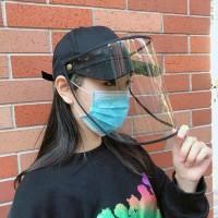 topi anti virus corona Model unisex kualitas mantap - Hitam