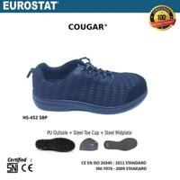 Safety Shoes Eurostat-Cougar. CE & SNI Certified