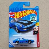 Hot Wheels Hotwheels Nissan Fairlady Z Biru HW Nissan 2019 FS
