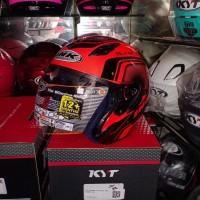 Helm INK Metro SE Super Fluo Edition Red Fluo / Black