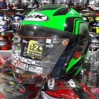 Helm INK Metro SE Edition Super Fluo Green Fluo Black